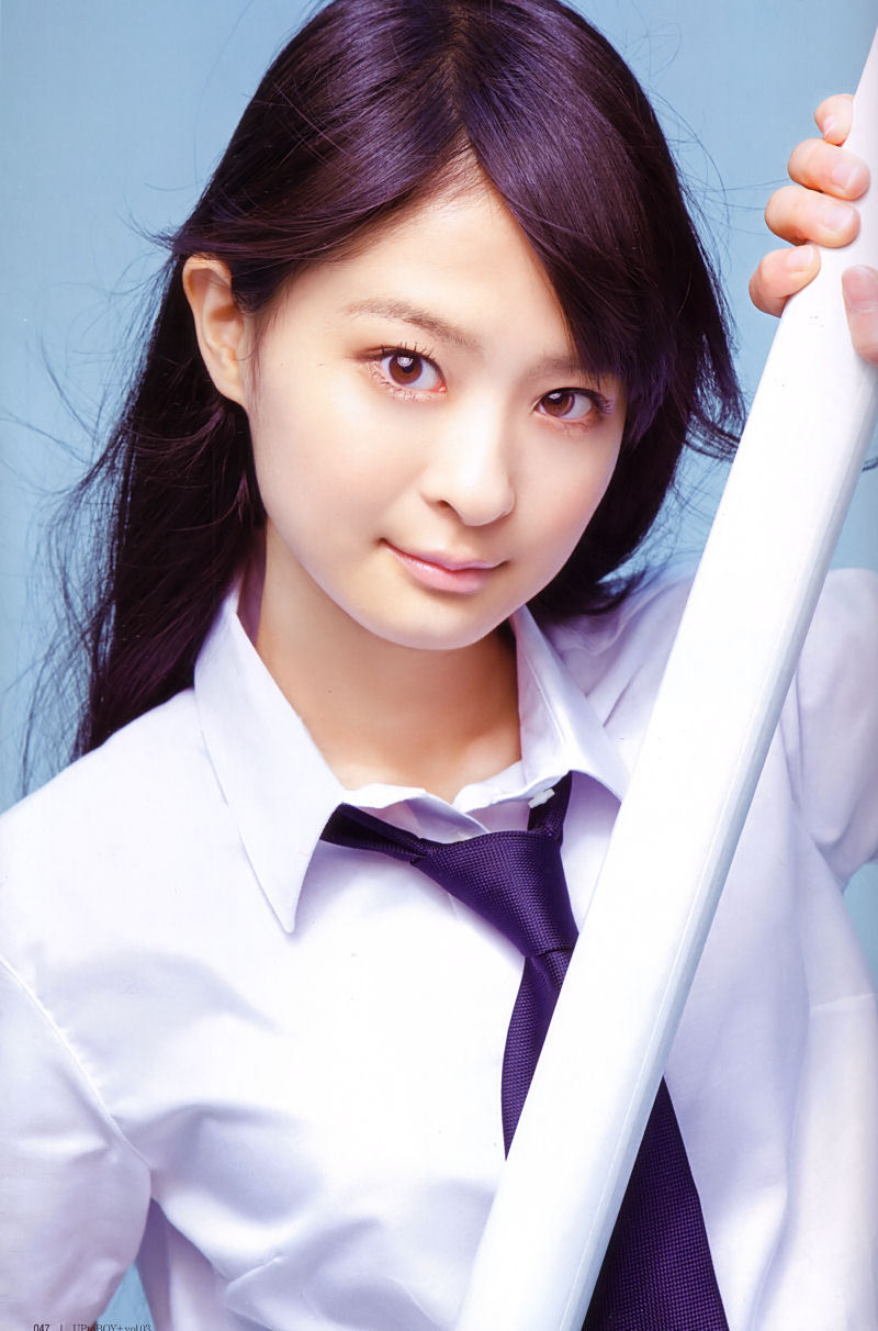 Can your heart stand this stunning beauties of these AKB48 girls??? - Ogiso Shiori