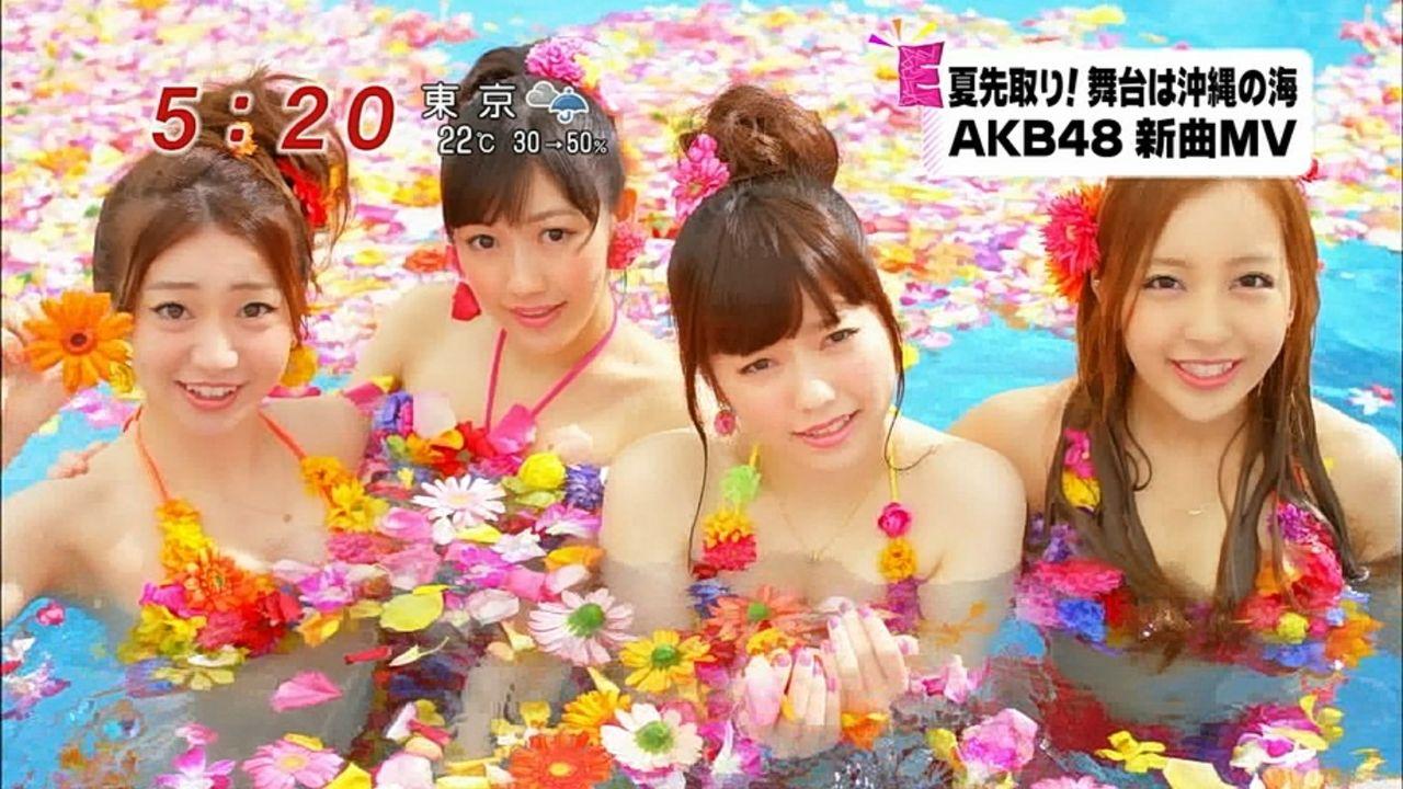 single akb48 31st sayonara crawl