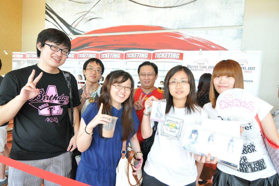 singapore akb48 auto show tokyo salon (2)