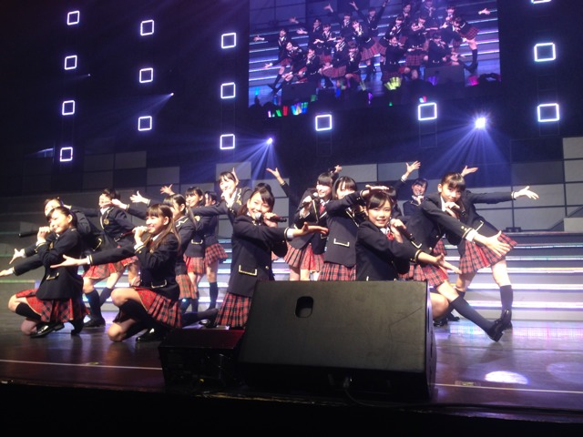 Draft member appearance in AKB48 Request Hour Best 200 Day 3