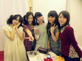JKT48 Manatsu Sounds Good Handshake Event - Line