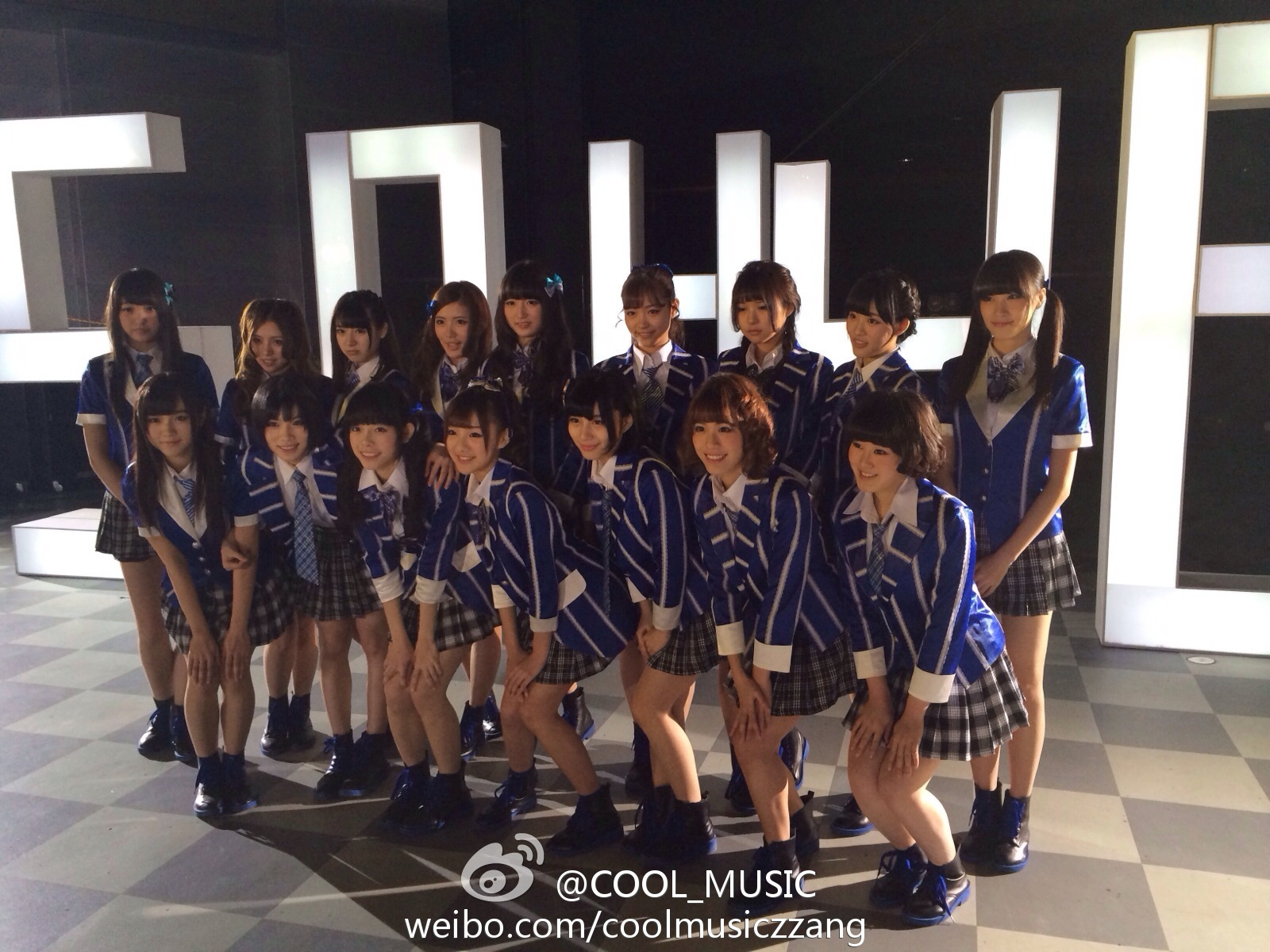 SNH48 Gingham Check PV Shoot