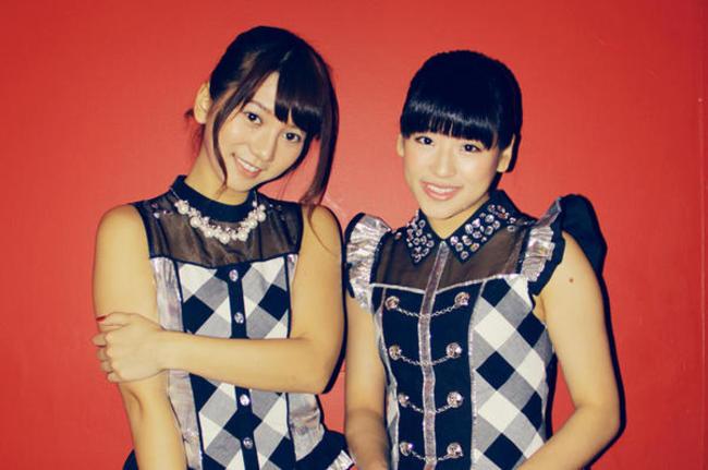 JKT48 Nakagawa Haruka & Takajo Aki