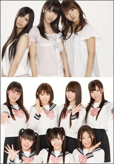 JKT48 Nakagawa Haruka & Takajo Aki - performance in AKB48 Sub Unit