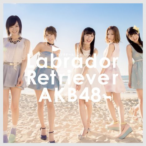 AKB48 36th Single - Labrador Retriever Type A Regular