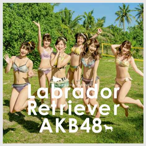 AKB48 36th Single - Labrador Retriever Type K Limited