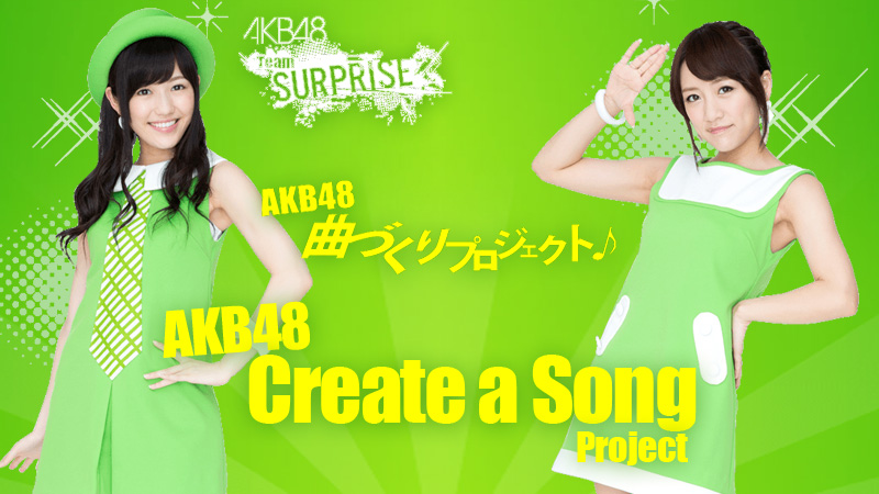 How to vote in AKB48's Create a Song Project