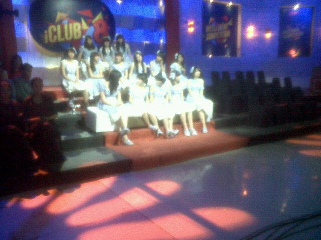 JKT48's first variety show, iClub48