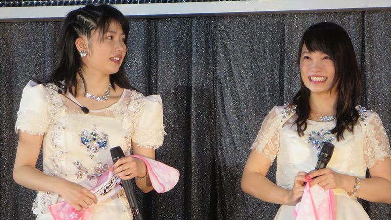 AKB48 Members Surprise Spring Shuffle at Saitama Super Arena - Team A