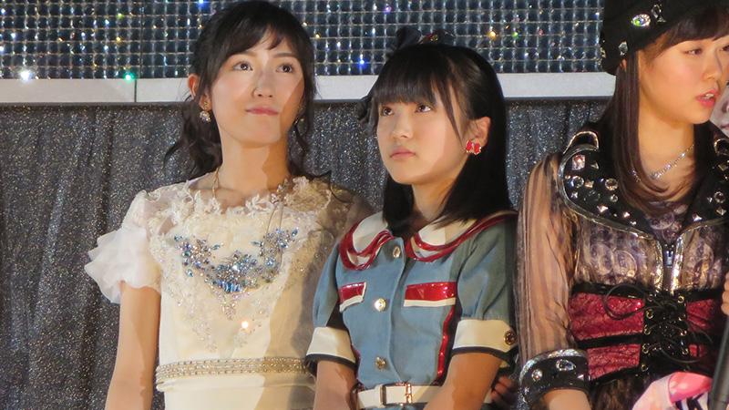 AKB48 Members Surprise Spring Shuffle at Saitama Super Arena - Team B