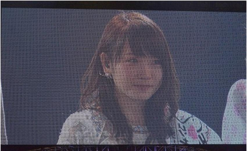Kawaei Rina announced her Graduation