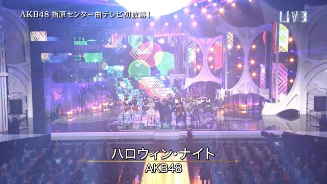 akb48 helloween night (1)