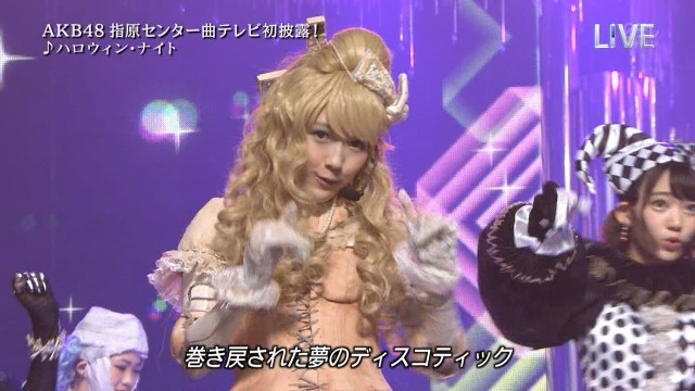 akb48 helloween night (13)