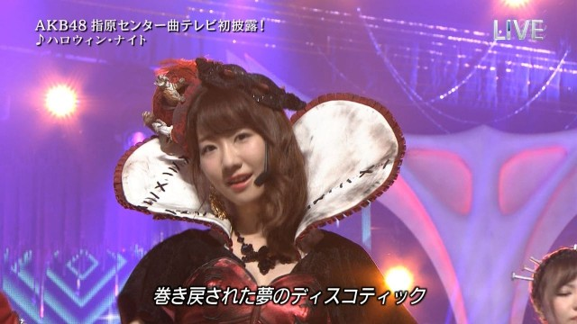 akb48 helloween night (14)