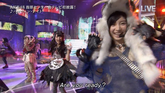 akb48 helloween night (19)