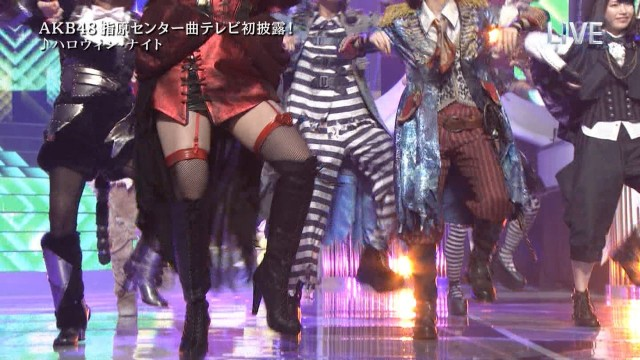 akb48 helloween night (4)