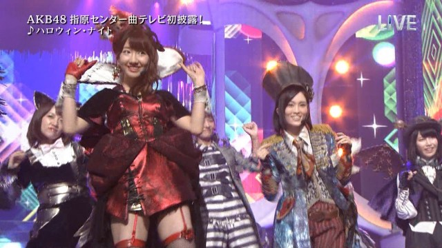 akb48 helloween night (5)