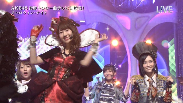 akb48 helloween night (6)