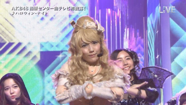 akb48 helloween night (7)