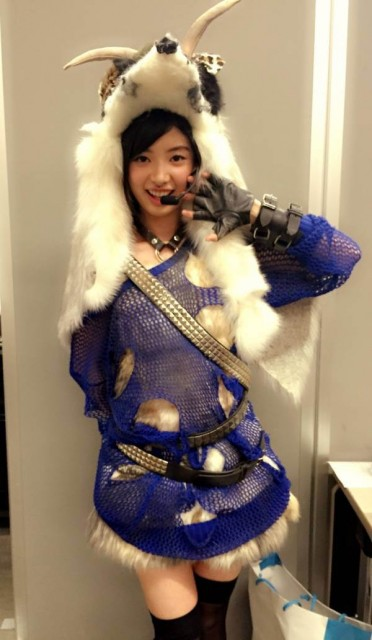 wolf muto tomu halloween night (1)